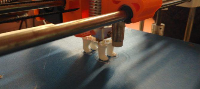 L'imprimante 3D est opérationnelle