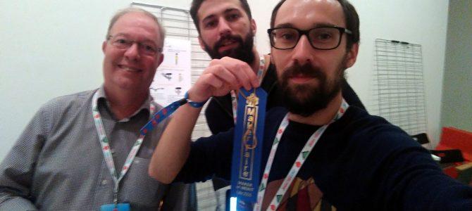 Nous étions au Maker Faire de Lille